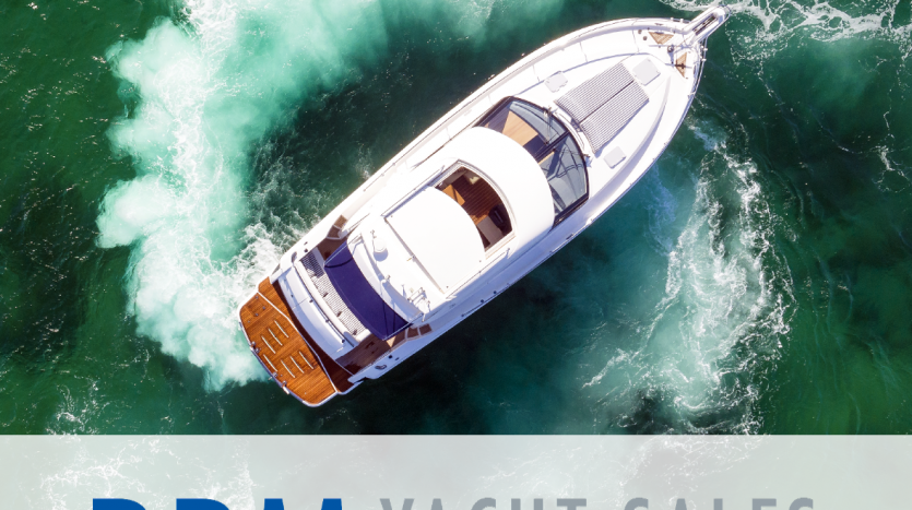 Brokerage Team BBM Yacht Sales Boat Logo