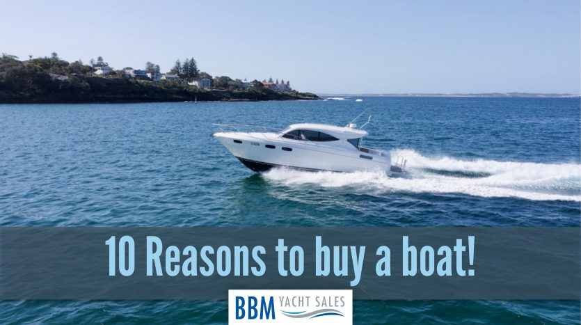 Maritimo S43 2015 - Reasons to buy a boat