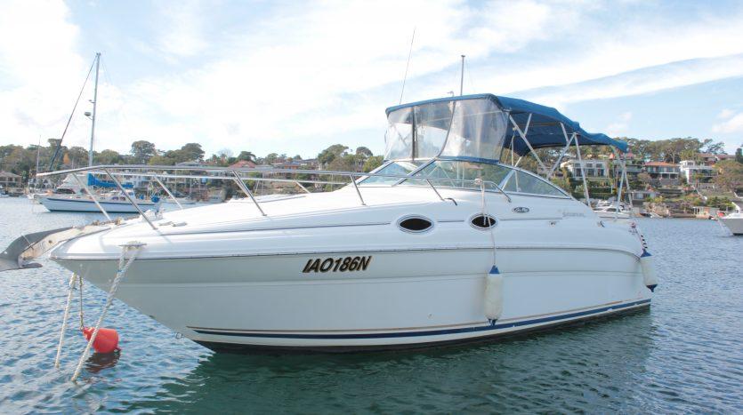 Sea Ray 275 2001